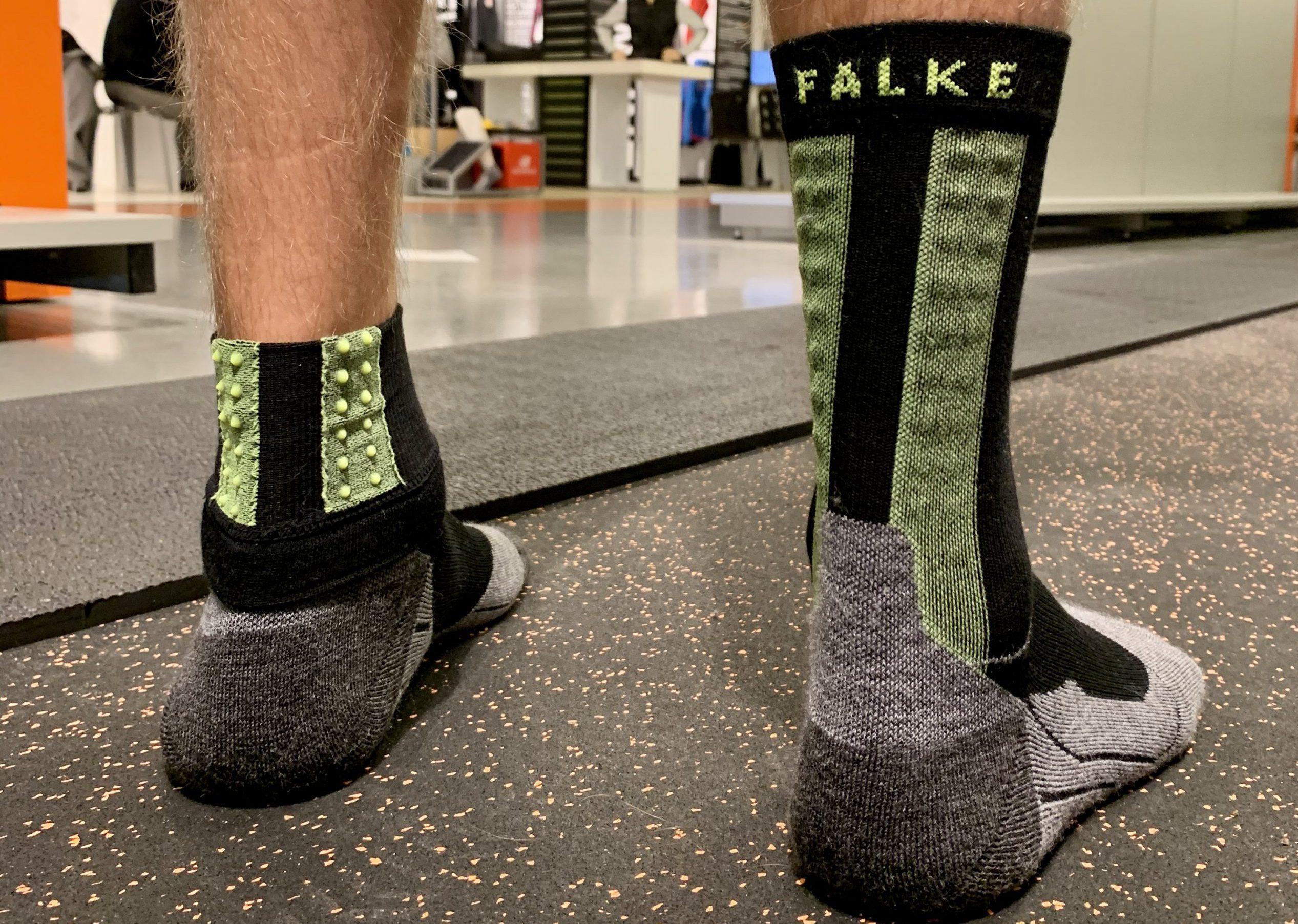 Maak kennis met verschillende typen Falke sokken: