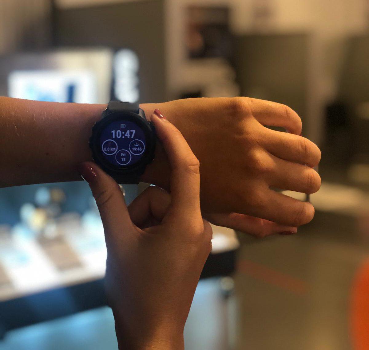 Actieprijzen Garmin Horloges