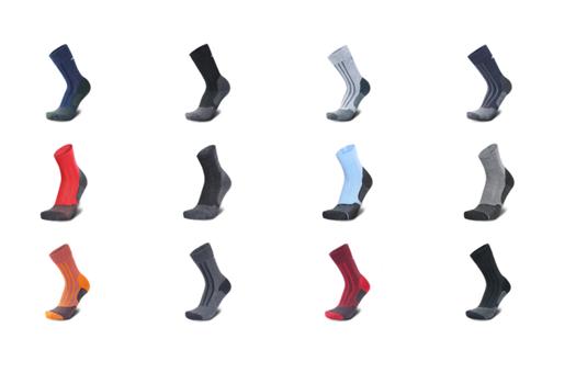 Meindl sokken